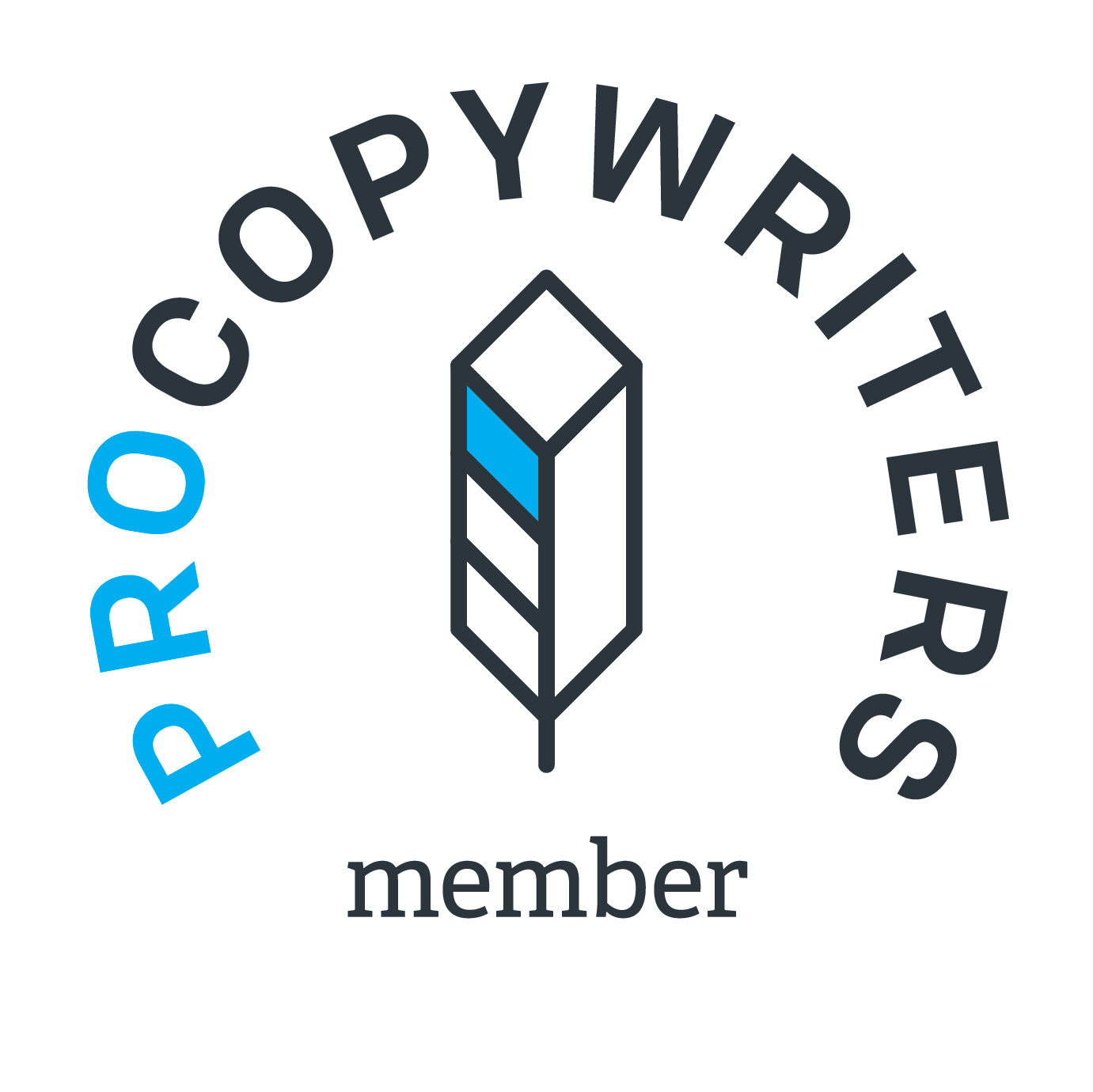 ProCopywriters alliance of commercial writers logo