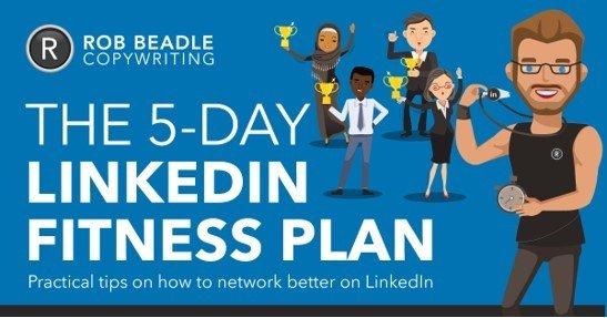 LinkedIn Fitness Plan